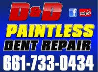 D&D Paintless Dent Repair