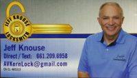 Jeff Knouse Locksmith