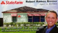 Robert Ramos Breiner – State Farm Insurance